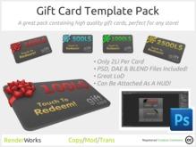 RenderWorks MP Notecard Configuration 1.0