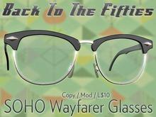 TBF SOHO Wayfarer Glasses
