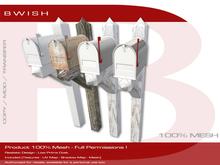 BWish - American Mailbox Mesh Full Permissions