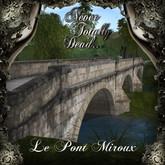 Le Pont Miroux
