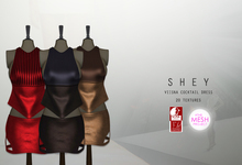 SHEY - Viisna Dress ( 20 Textures )