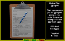 Medical Chart Typing AO (BOXED)