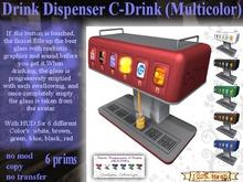 Drink Dispenser C-Drink S6CDT1V8.0 (Boxed)