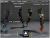 NAT II arms implant -Shu Mesh- (Male edition)