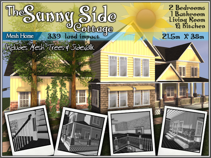 The Sunny Side Cottage