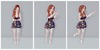 Serendipity cute doll pose pack 10