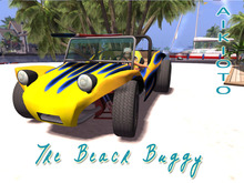 [AIKIOTO] The Beach Buggy [BOX]