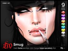 :HV: Smug [Metal/Oil]
