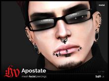 :HV: Apostate [Metal] Unisex