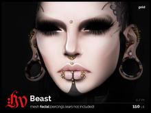 :HV: Beast [Gold] Unisex