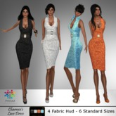 Prism Charmie Lace Dress by Journey with Fabric Hud