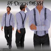 sf design Finsbury outfit  - demo