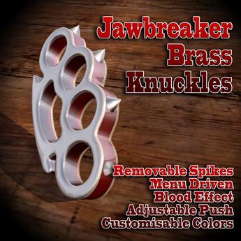 Jawbreaker Brass Knuckles