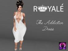 [Royale] Addiction Dress White