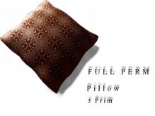 ***FULL PERM pillow****