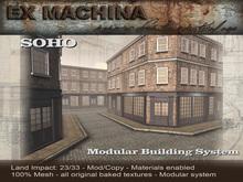 Soho Modular System - Building 1 series 1.5.1