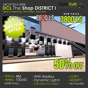 *** DCL The Shop District Mega Store