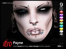 :HV: Payne [Metal]
