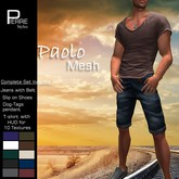PAOLO Summer Complete outfit