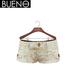 Bueno - Summer Shorts - Yellow Floral
