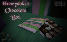 Honeydukes Chocolate Box