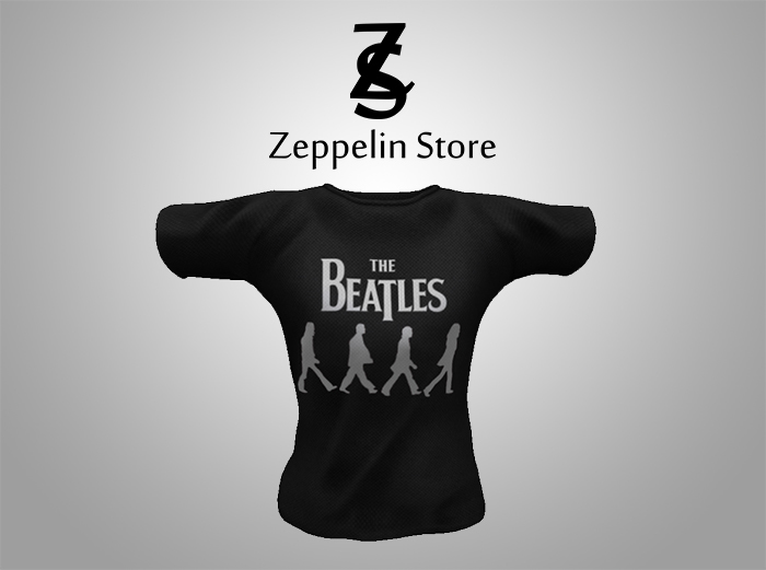- Shirt - Collection of Rock - 30 - Zeppelin Store