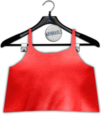 Admirable. Camisole. Brights (Red)