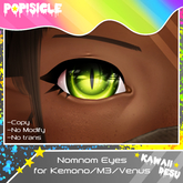-Pop!Sicle- NomNom Eyes (M3/Venus/Kemono)