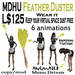 MDHU Feather Duster box - animated