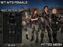 MTS Black Female
