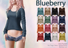 Blueberry tazz crop tops new2