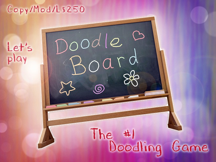 Play The Doodle Board Game