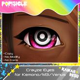 -Pop!Sicle- Crayze Eyes (M3/Venus/Kemono)