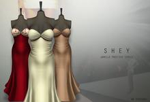SHEY - Janelle Prestige Gown