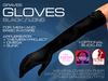 GRAVES Gloves - Black/Long + inclusive Omega, Slink, TMP