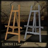 [MESH} Easel set