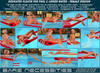 ! NEW ! *DEDICATED* - Animated Mesh Floatie / Matress for Pool & Linden Water ( sea ), erotic sits lay swim float jump