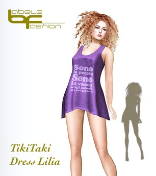 Babele Fashion :: TikiTaki Lilia