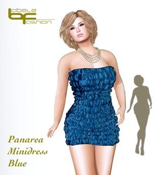 Babele Fashion :: Panarea Minidress Blue