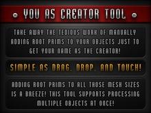 = YOU AS CREATOR TOOL = v1.4