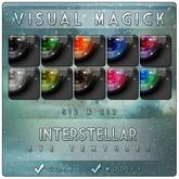 Interstellar Eye Textures