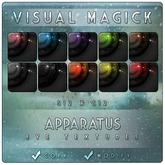 :VM: Apparatus Eye Textures