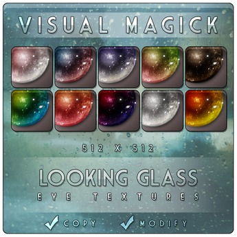 :VM: Looking Glass Eye Textures
