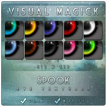:VM: Spook Eye Textures