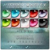 :VM: Surreal Eye Textures
