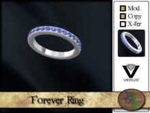 >^OeC^< Verus - Forever Ring (silver)