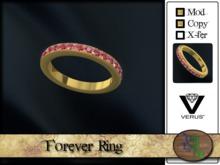 >^OeC^< Verus - Forever Ring (gold)