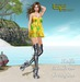 Haifa minidress orangina promo 640