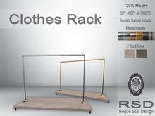 RSD - Clothes Rack