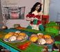 Aphrodite Mexican conchas & mueganos platter